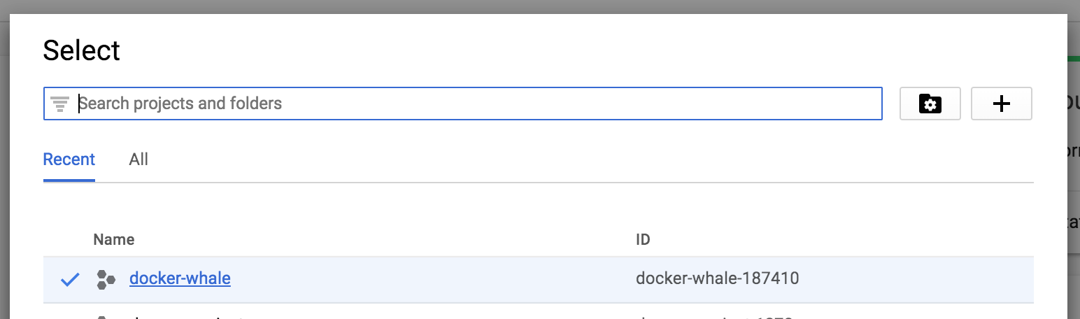 Setting up continuous delivery with Google Container Registry