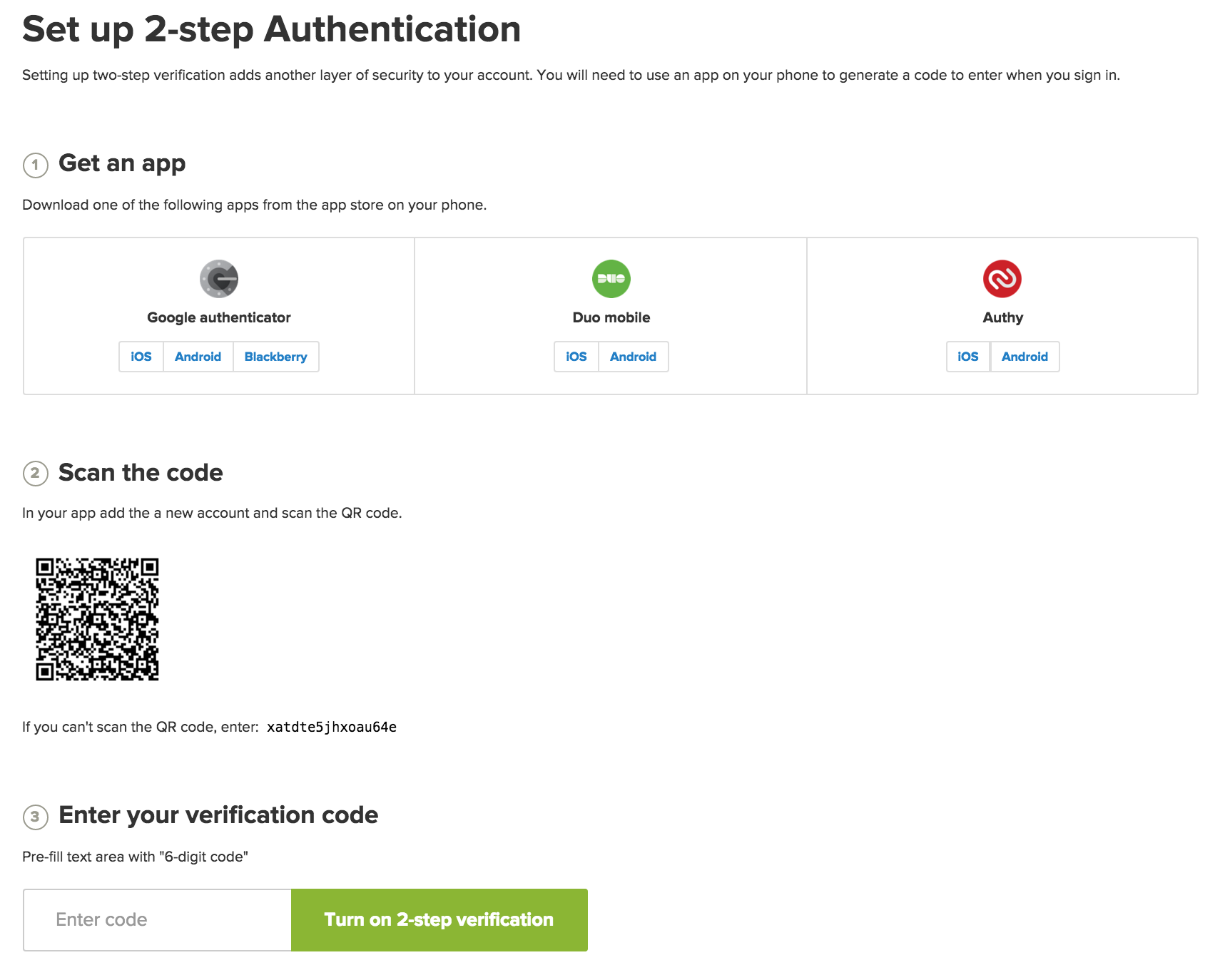 Two step verification semaphore with an authenticator mobile app you scan a qr code and the app connects with the semaphore website to verify itself it then displays a six digit publicscrutiny Image collections